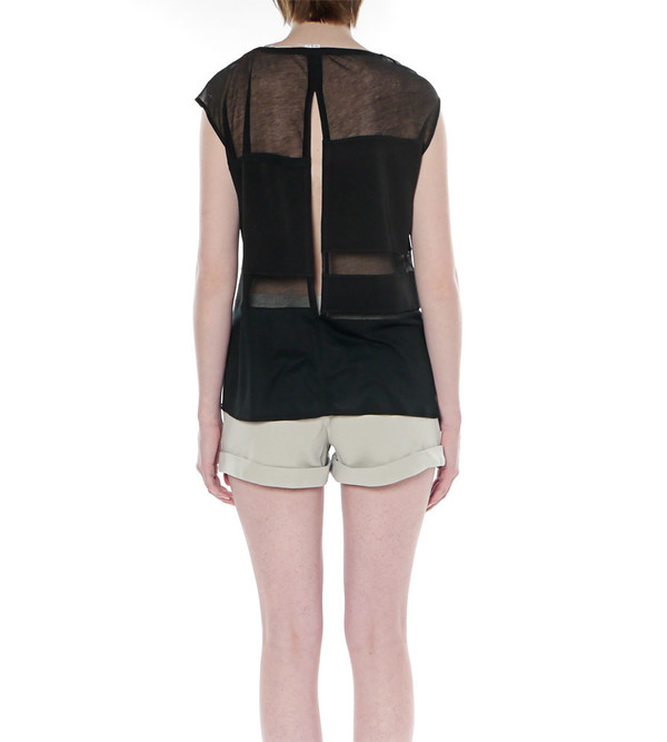 Helmut Lang Horizon Top