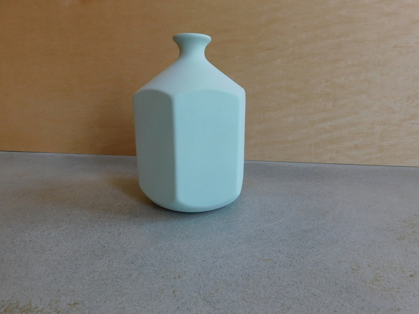 Shiraleah Six Sided Mint Vase
