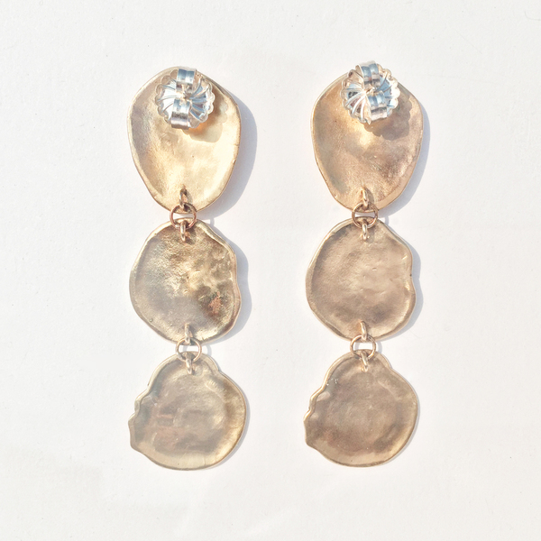 Leigh Miller On the Halfshell Earrings
