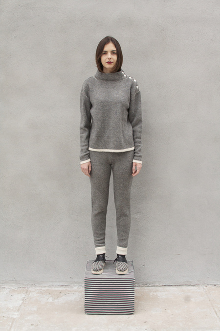 Study NY APRES-SKI SWEATER SUIT