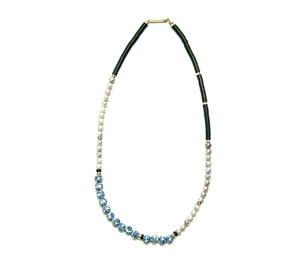 Lizzie Fortunato Uno Necklace