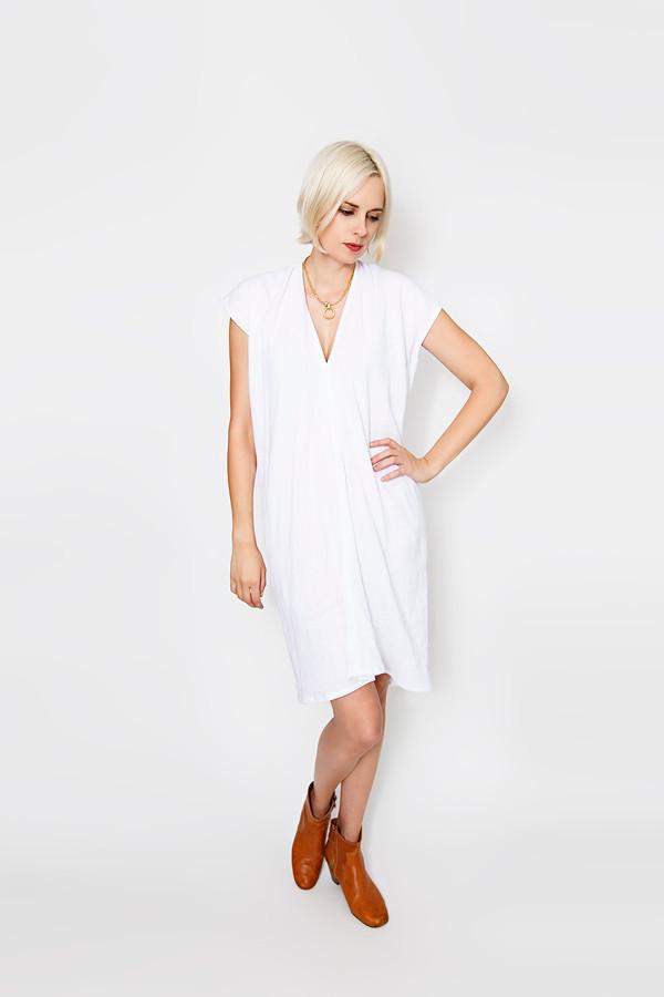 Miranda Bennett Everyday Dress | Double Gauze