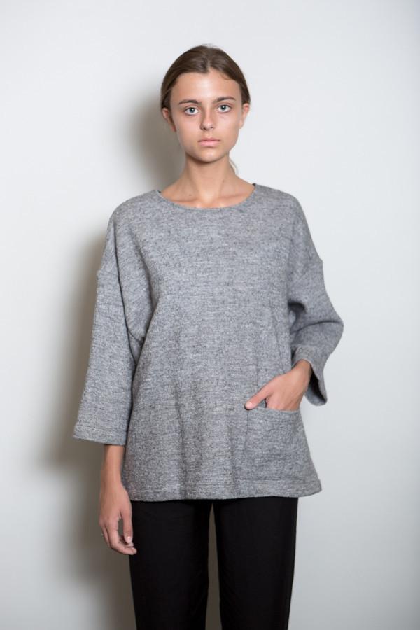 First Rite Box Sweater