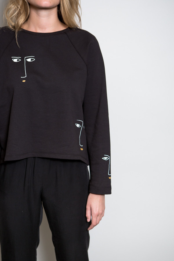 Kowtow Figurine Sweater