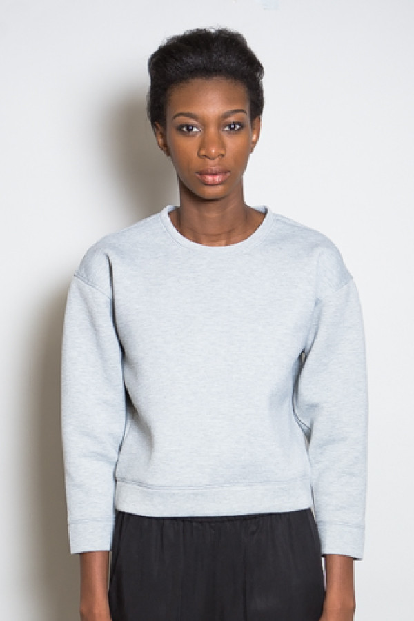 Achro Long Sleeve Neoprene Sweatshirt