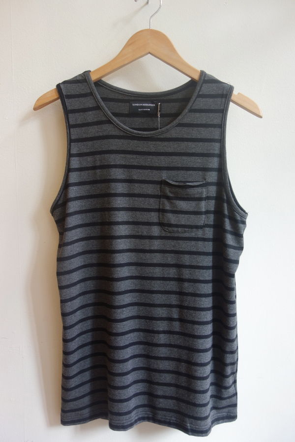 Men's London Alexander Stripe Tank