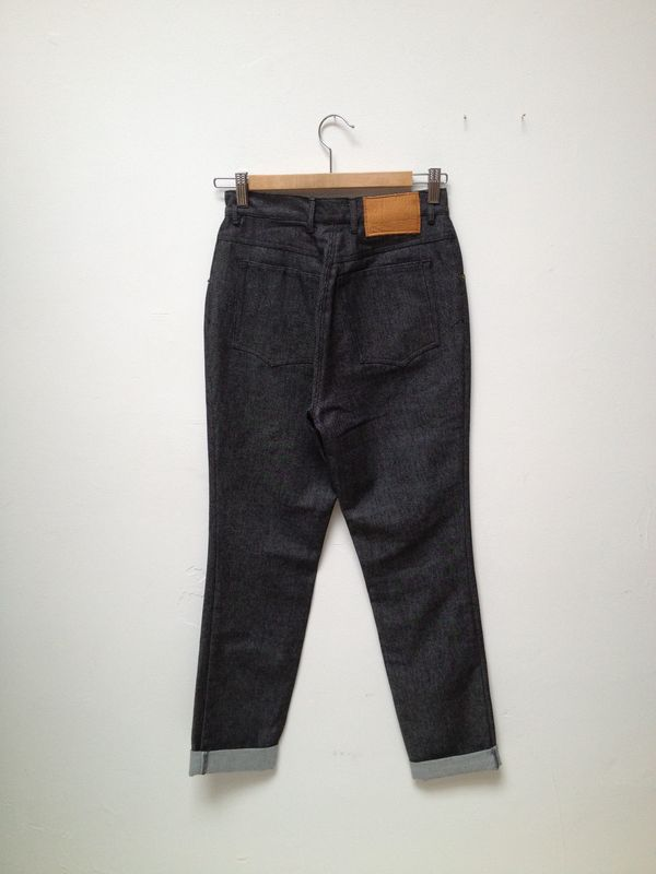 Philip Sparks Black Denim