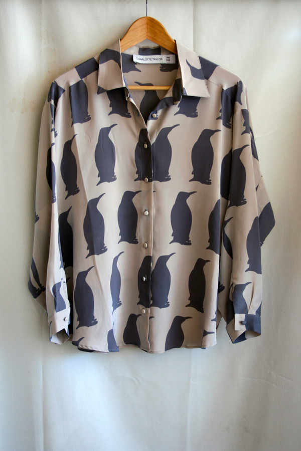 Charlotte Taylor Penguin Shirt