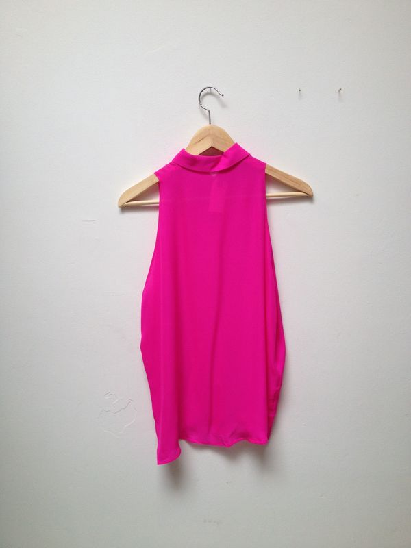 Nomia Sleeveless Shirt