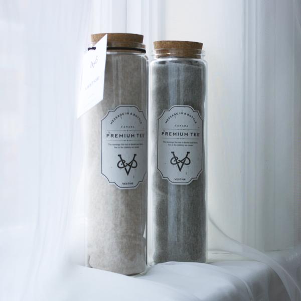 Vestige Story Premium Tee - Lilium