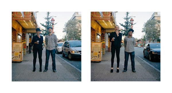 Alana & Ian by Hana Pesut