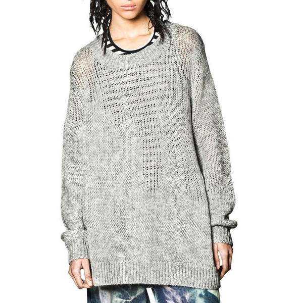 CHEAP MONDAY - UNITE KNIT GRIS