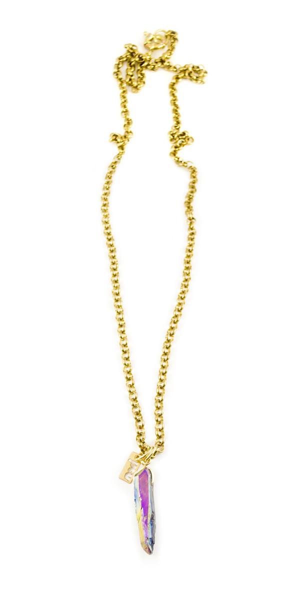 Hen Jewelry Titanium Collar