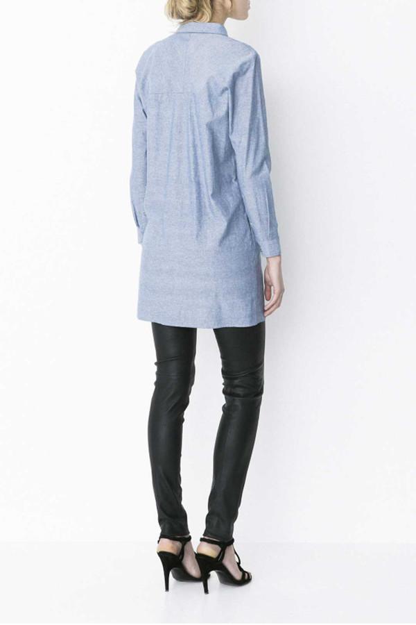 Storm + Marie Via Denim Dress