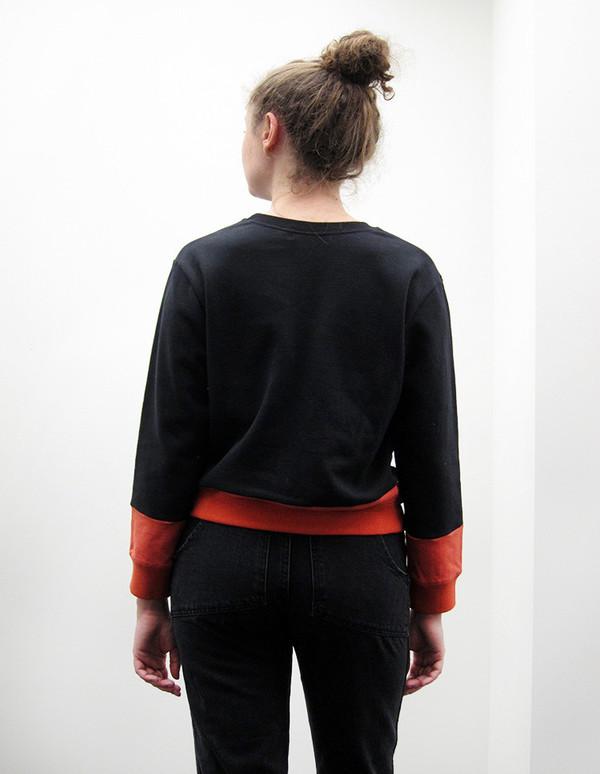 Correll Correll 7/8 Sweatshirt