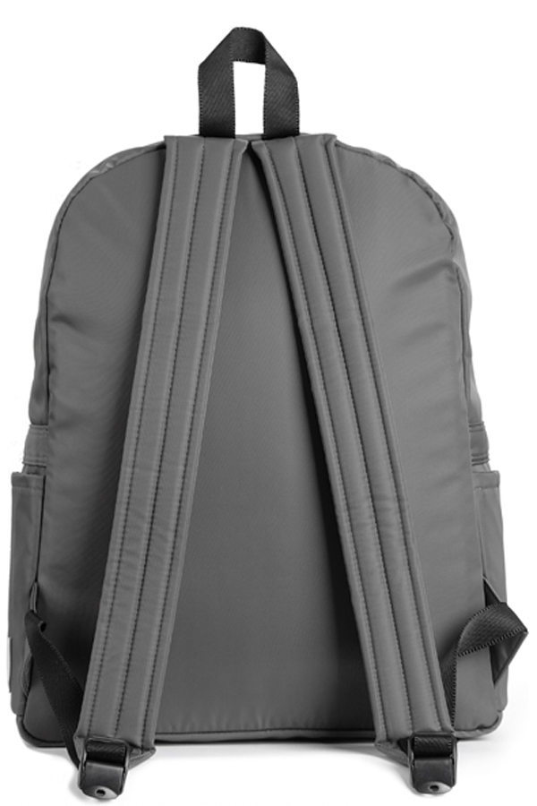 HARDERBRUSH School Year Backpack-Khaki Grey