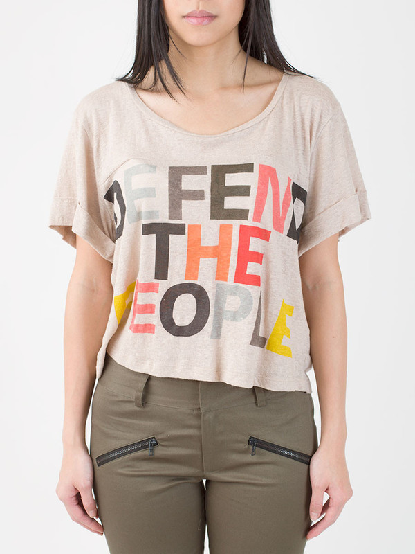 Kenni Jayne Freedom Fighter Tee