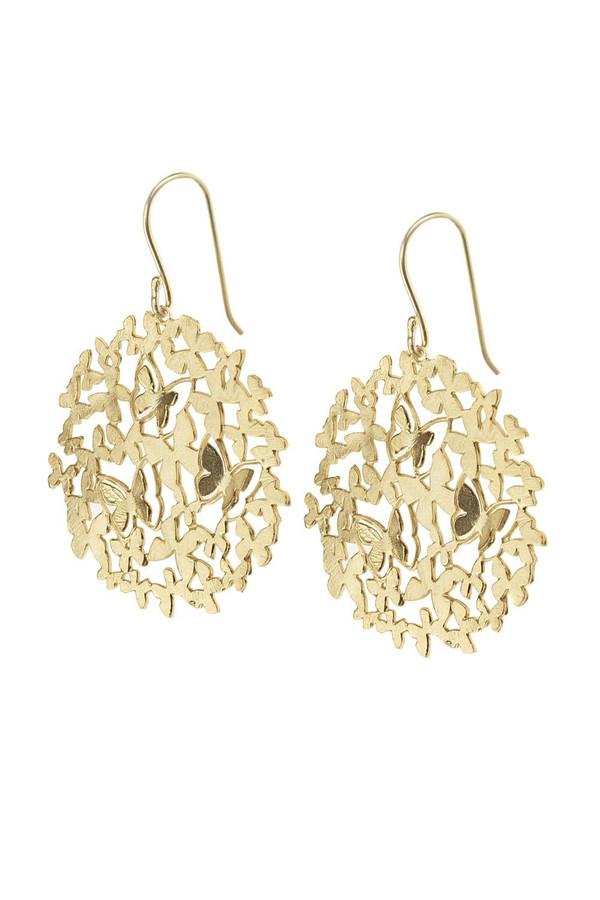 Touch of Silver Eloise Butterfly Earrings