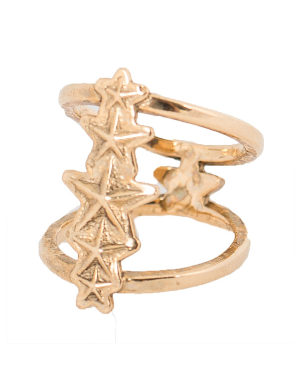 Pamela Love Ursa Minor Ring in Antique Gold