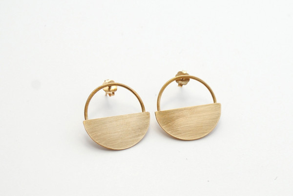 Seaworthy SOL POST EARRING