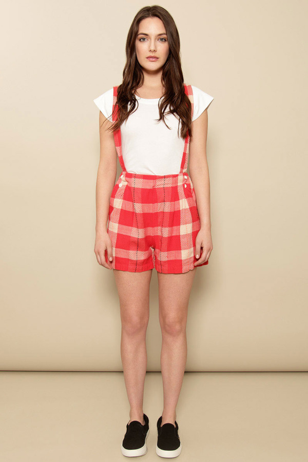 Ace & Jig Punch sailor shorts