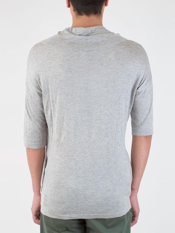 Men's Kai-Aakmann Slouchy Neck Cowl Sweater