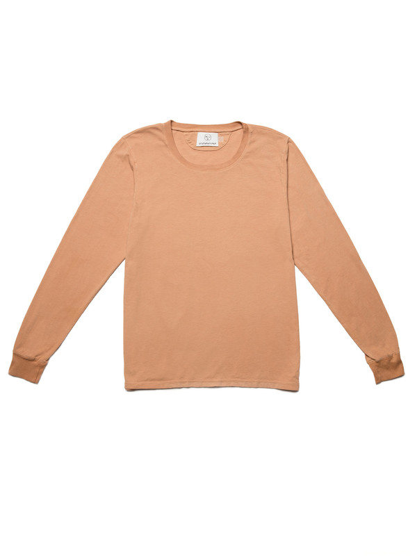 Olderbrother OB L/S Tee | Chestnut