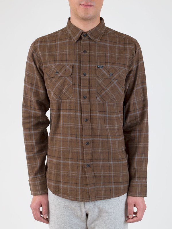Men's Brixton Bowery Shirt
