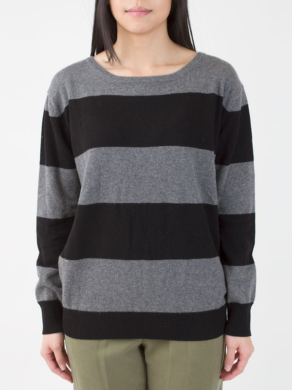 Wren Sarah Wide Stripe Sweater