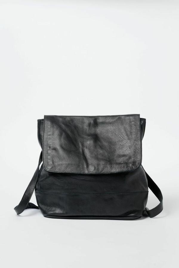 Clyde Black Room Backpack