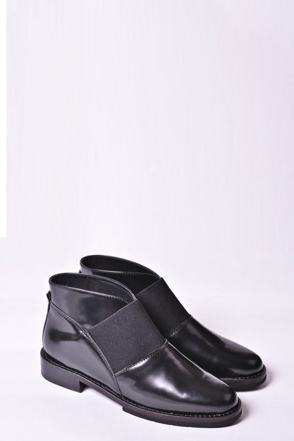 F-Troupe Leather Ankle Boot