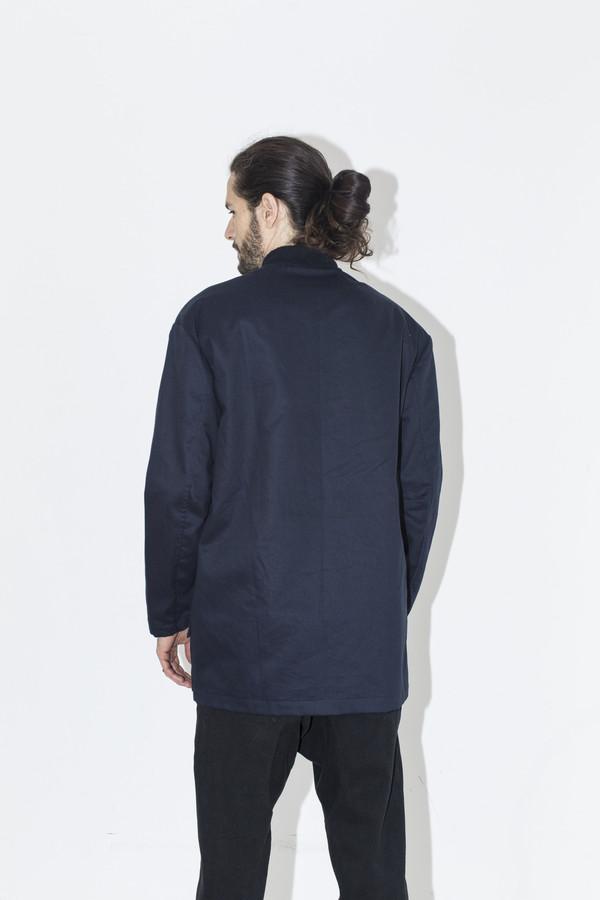 Men's Fanmail Navy Field Coat