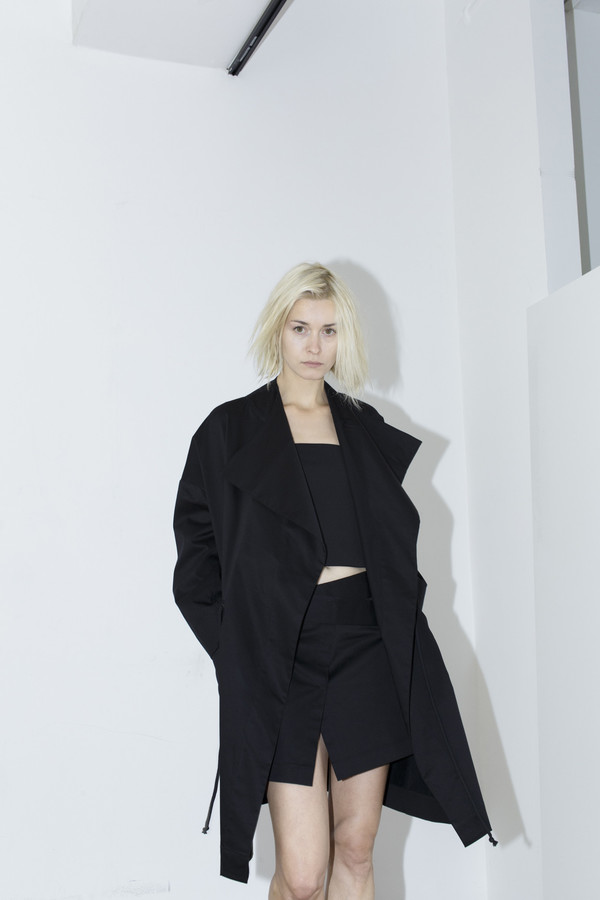 Index Black Coat