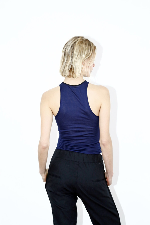 Assembly New York Navy Swim Tank
