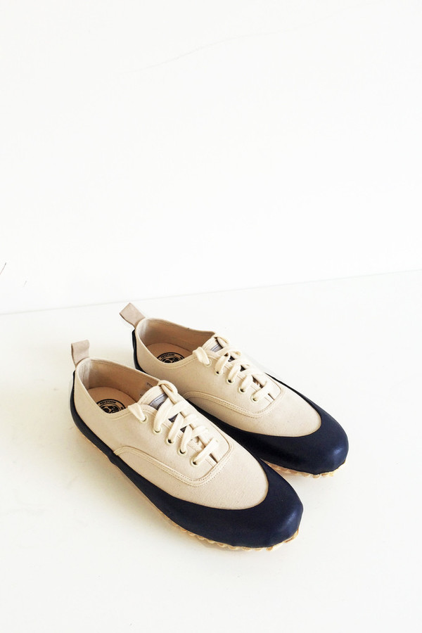 Unisex North Sea Marine Navy Deck Lace Up