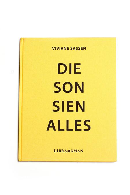 Viviane Sassen 'Die Son Sien Alles' - Second Edition