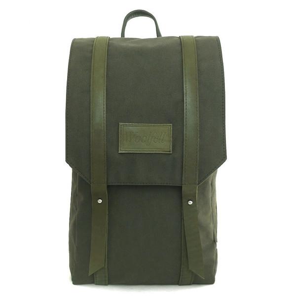 Woolfell - Warrior Backpack in Khaki