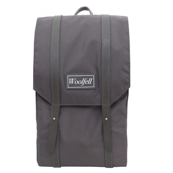 Woolfell - Warrior Backpack in Smoke