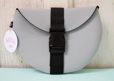 Witu Buckle Clutch