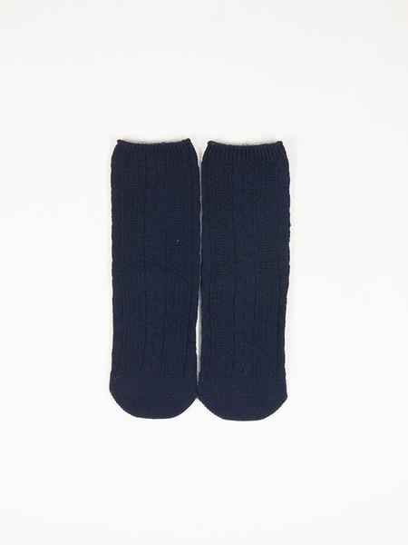 Cosmic Wonder Cover Socks | Navy