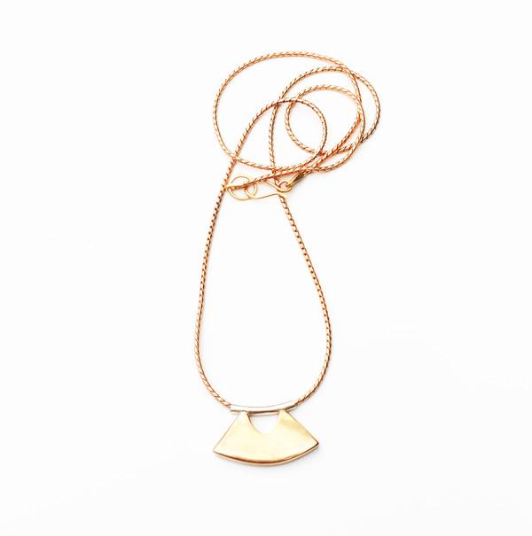 SeaworthyPDX Stolz Necklace