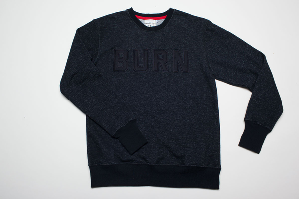 EXCLUSIVE: Men's Bridge & Burn Appliqué Sweatshirt