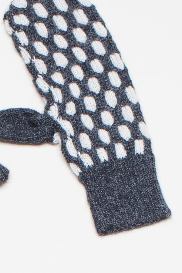 EXCLUSIVE: Study NY Honeycomb Mitten