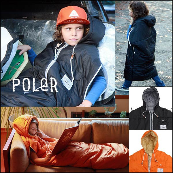 Poler the Napsack - Black