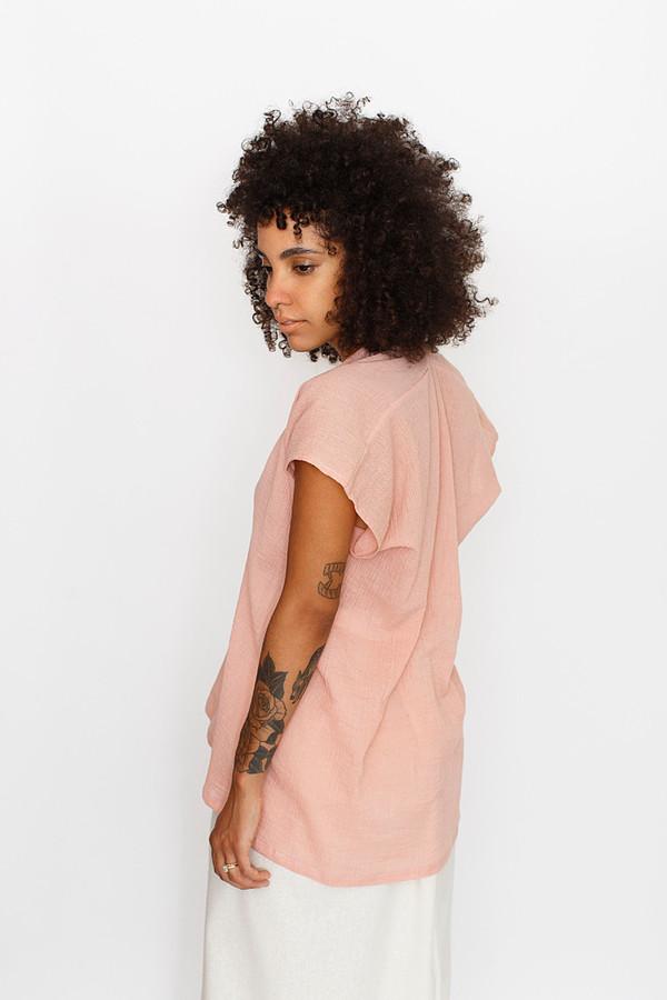 Miranda Bennett Clay Everyday Top | Cotton