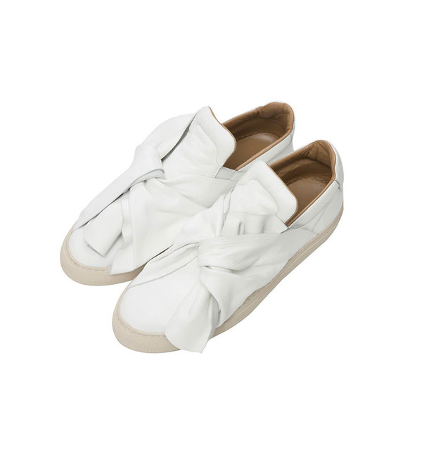 Ports 1961 White Ribbon Bee Sneakers