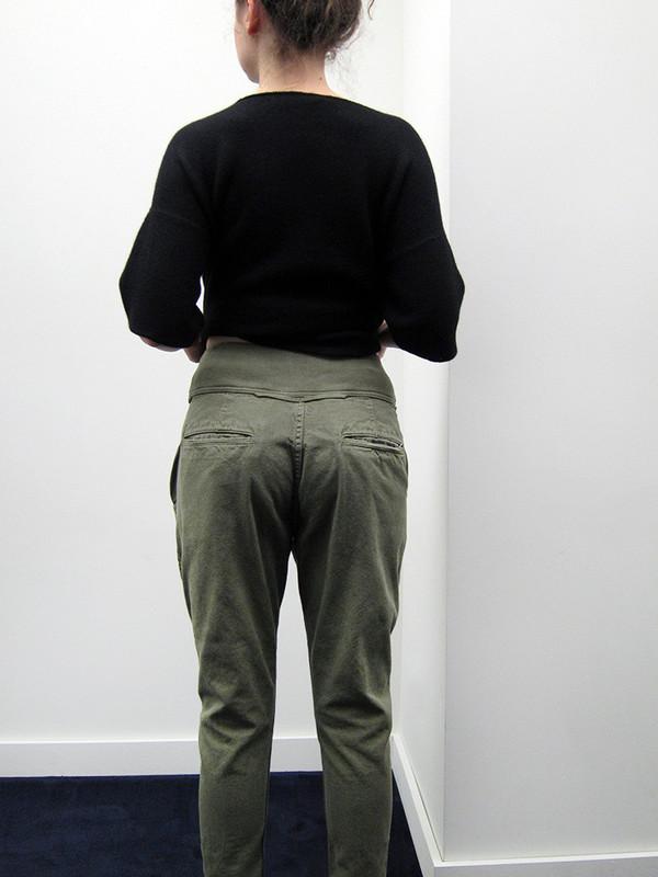Kapital Canvas Sarouel Nouvelle Pants