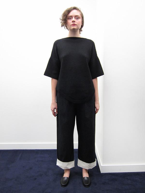 Rowena Sartin Cuff Pants
