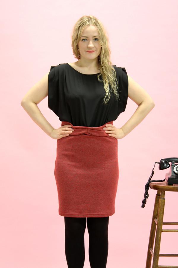 Eve Gravel Lachine Dress | Brick Lane