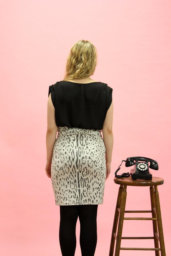 Eve Gravel Lachine Dress   Leo